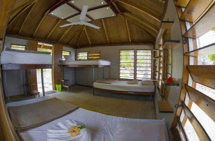 4 nights Barefoot Manta Island Package - including Yasawa Flyer Island transfers - save up to $161 per night