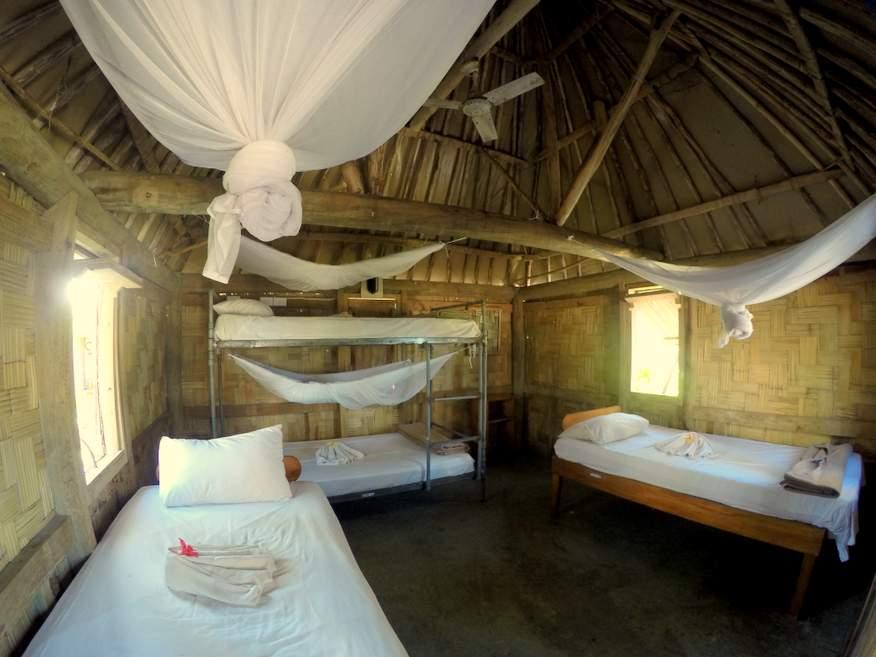Barefoot Manta Resort.