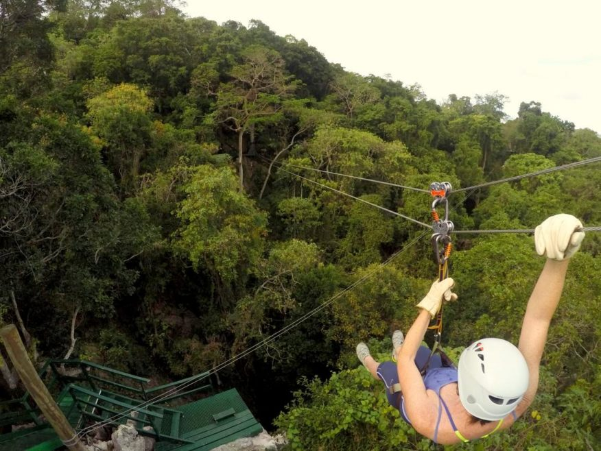 Zip Line & Cave Tour Nadi - Newest & Longest Zip Line in Fiji with 16 Zips