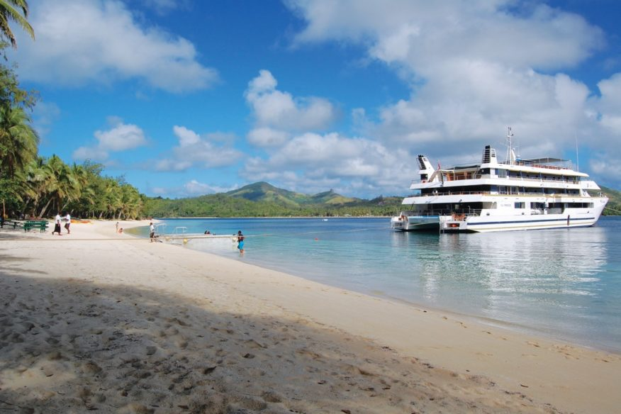 4 Night Blue Lagoon Wanderer Cruise - Early Bird Special - save up to $2378 FJD on ORCHID CABIN per couple + No Credit Card Fees