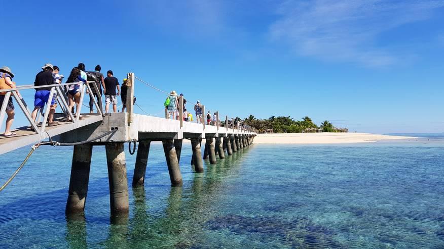 Tivua Island Day Trip