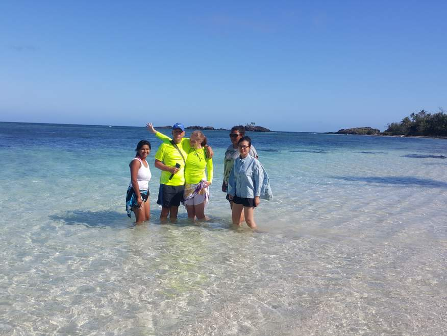 Coconut Beach - Yasawa Islands