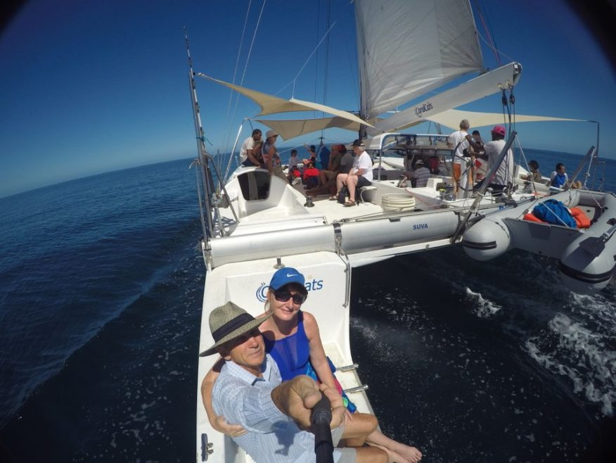 Coral Cats Day Tour or charter