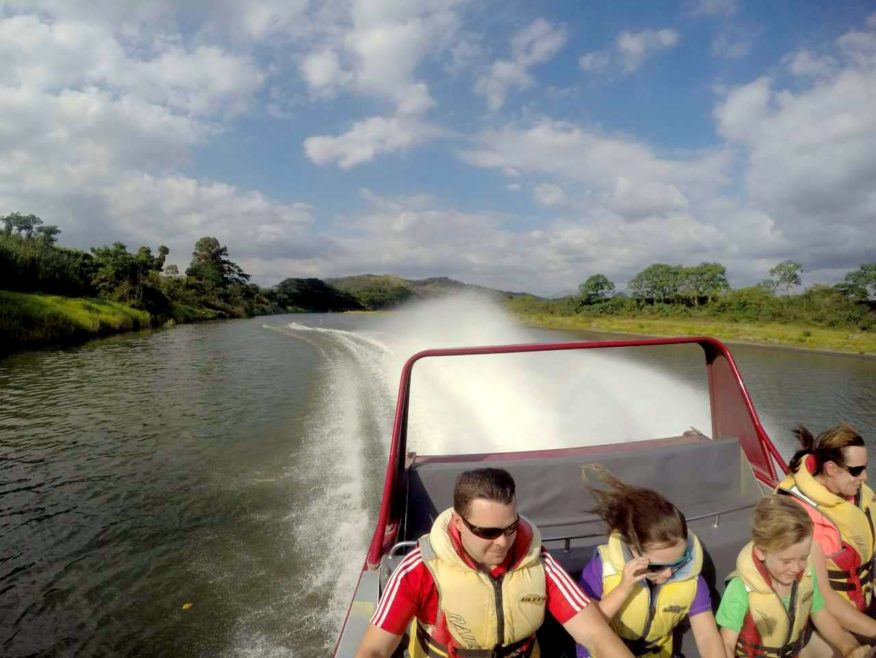 Flight and Sigatoka River Safari - Half Day
