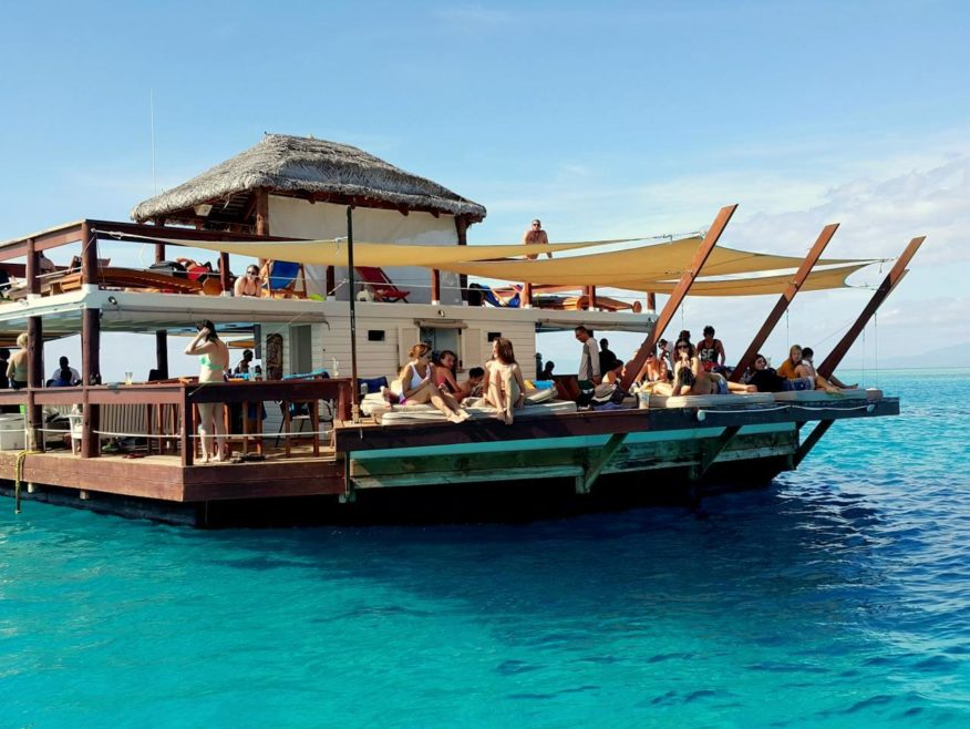 Excitor & Cloud 9 Day Trip with Pizza Lunch - save $16 FJD
