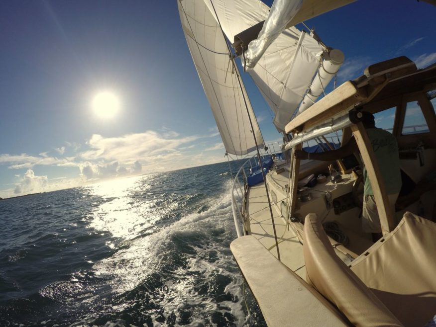 Gipsea Yacht Small Group Day Sailing Tour in Fiji