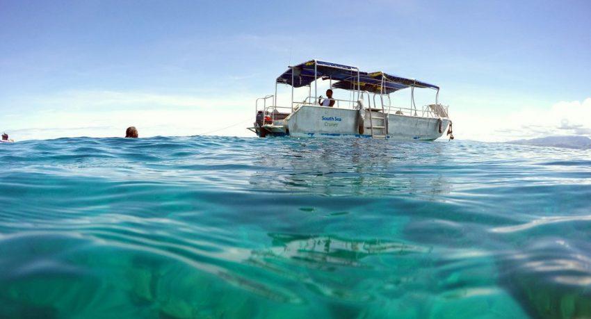 South Sea Island Day Trip
