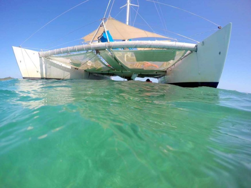 Private Boat Charter Half Day or Full Day on Sailing Catamaran from 6 to 30 Guests - Save up to $200