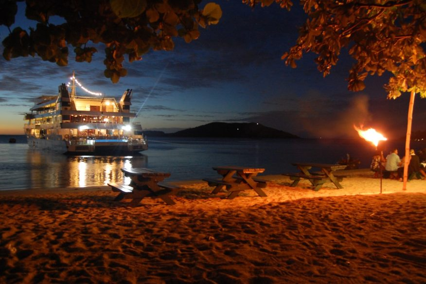 3 Night Blue Lagoon Explorer Cruise - Early Bird Special - save up to $1786 FJD on ORCHID CABIN per couple + No Credit Card Fees