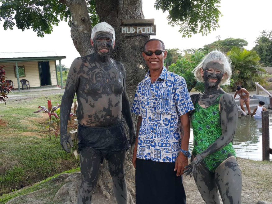 Private Guided Tour in Nadi, Mud Pools, Zip Line, Shopping
