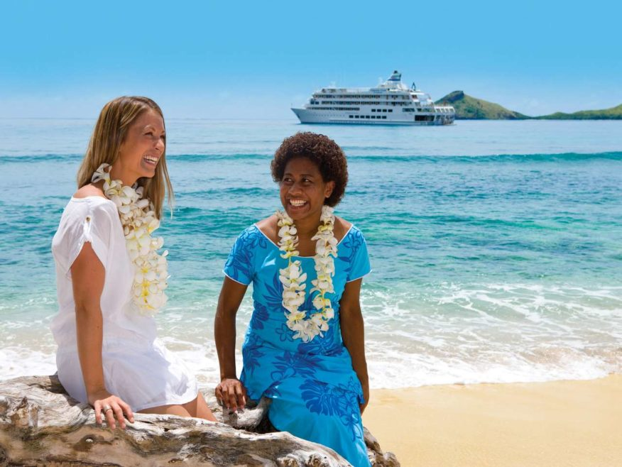 3 Night Mamanuca & Southern Yasawa Islands on Captain Cook Cruises - Early Bird Special - save $1656 FJD on STATEROOM per couple  + No Credit Card Fees