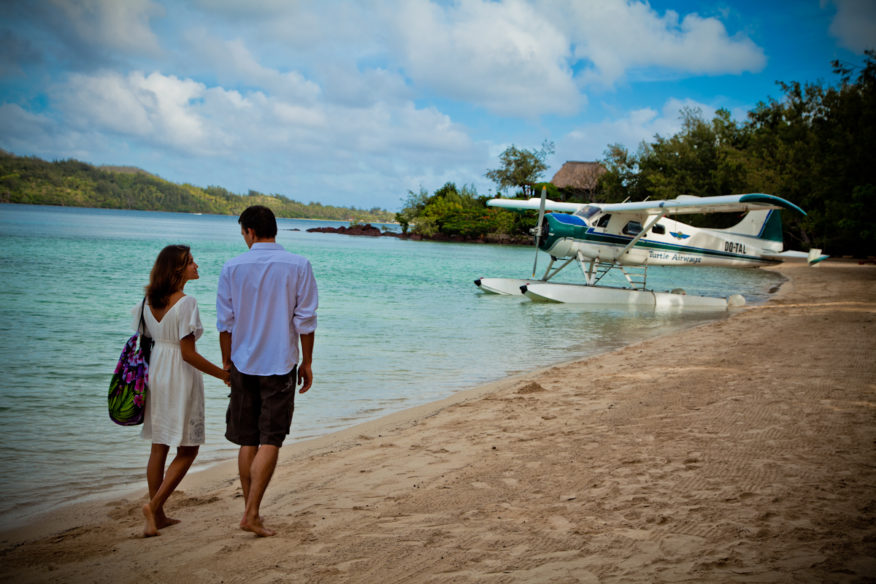 Exclusive Private Beach Experience Day Trip by Seaplane
