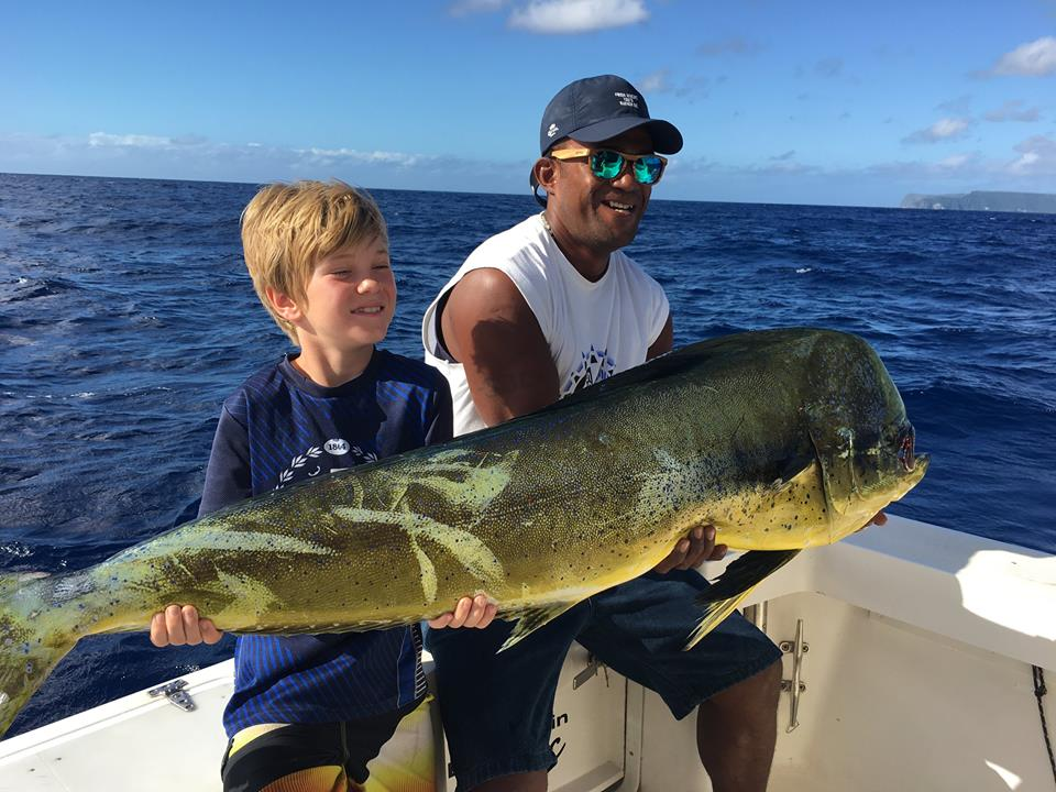 4 to 6 hour Inshore Fishing - Trolling - Hand Line Charter Up to 6 Guests