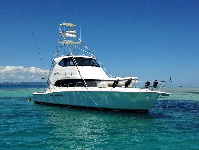 Opulence 7 Hour Boat Charter