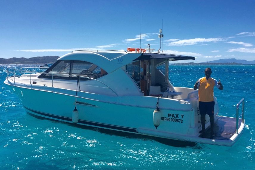 Riviera-One 4 Hour Boat Charter