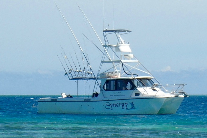 Synergy Leisure 7 Hour Boat Charter