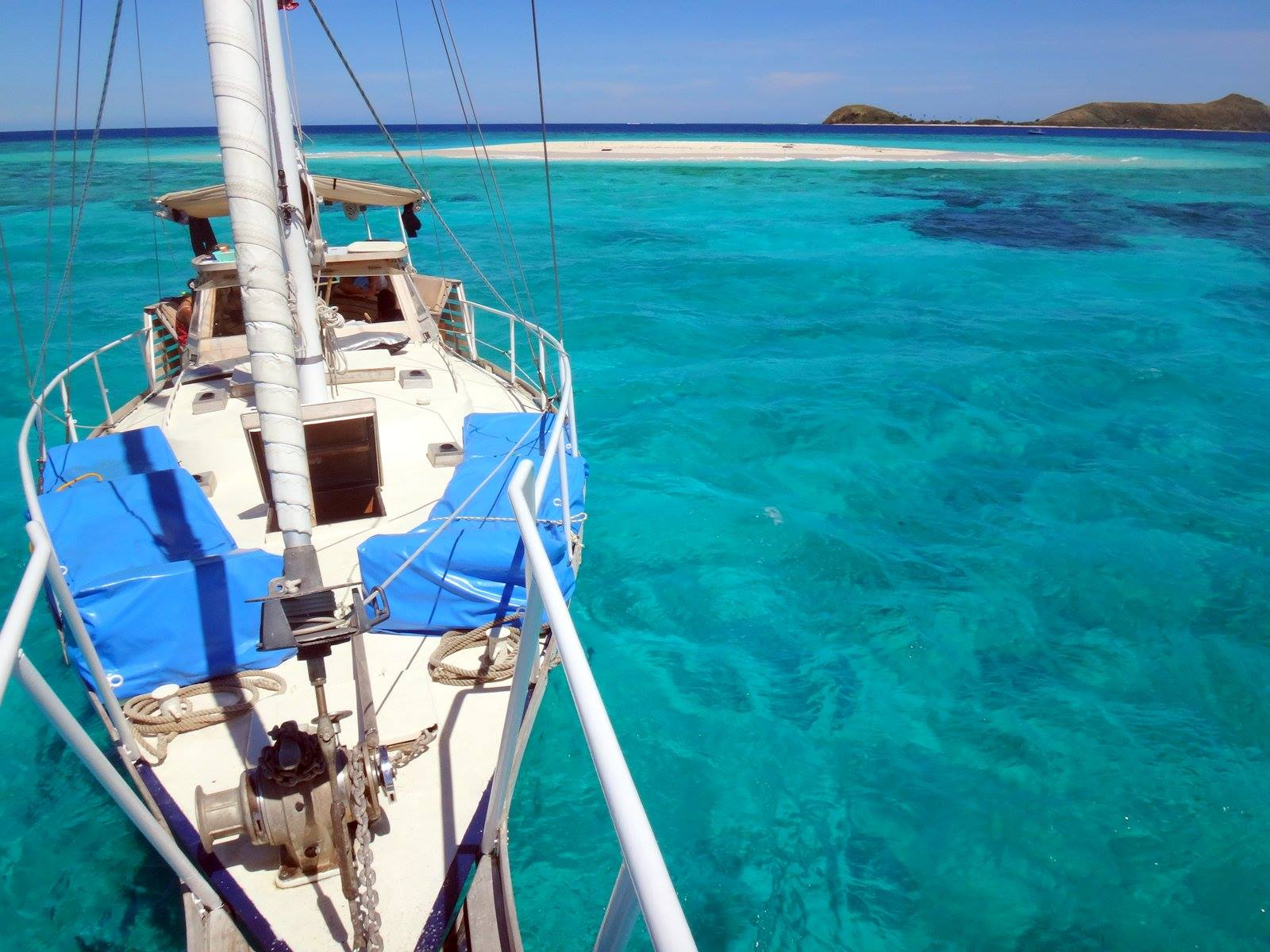 Gipsea Private 8 Hour Day Charter up to 25 guests