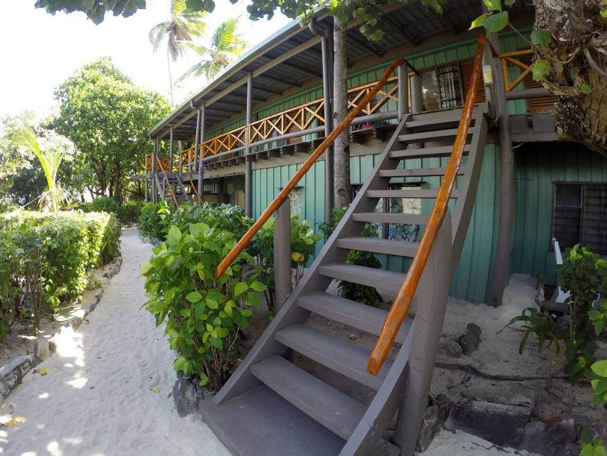 Beachcomber Island Resort Lodge
