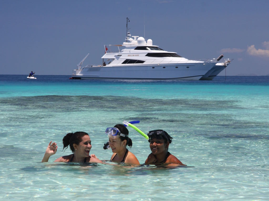 Bel'Mare All Inclusive 7 Hour Day Cruise