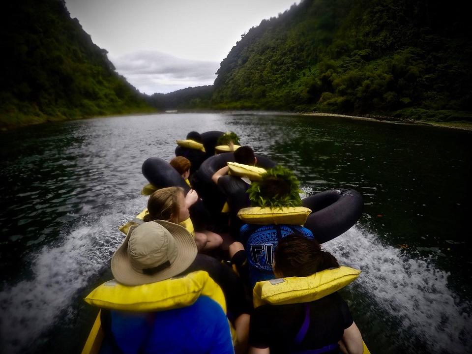 River Tubing Fiji - Navua River