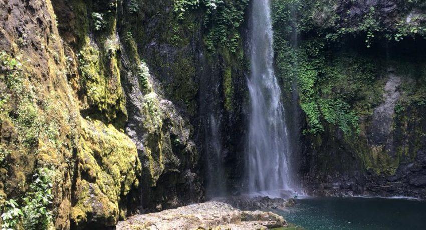 Nabalasere Waterfall Fiji